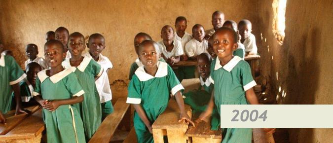 2005<br>St. Zachery Uriya Primary School
