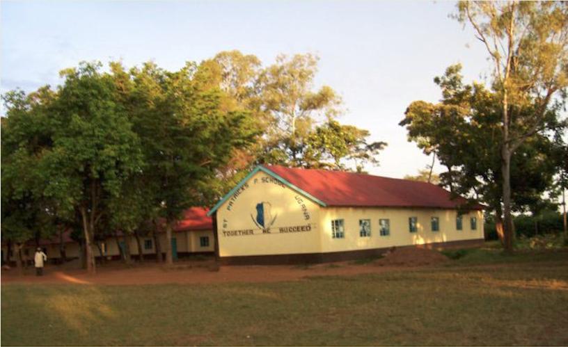2005<br>Renovatie St. Patricks Primary School
